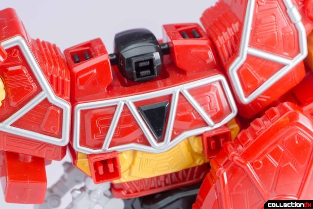 Dino Charge Megazord-12