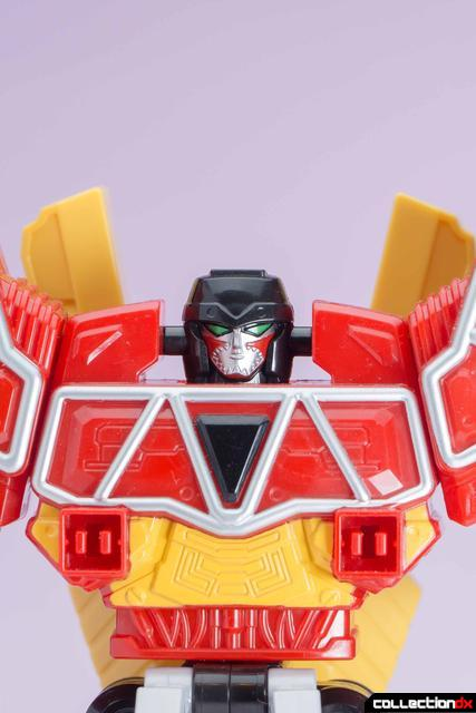Dino Charge Megazord-16