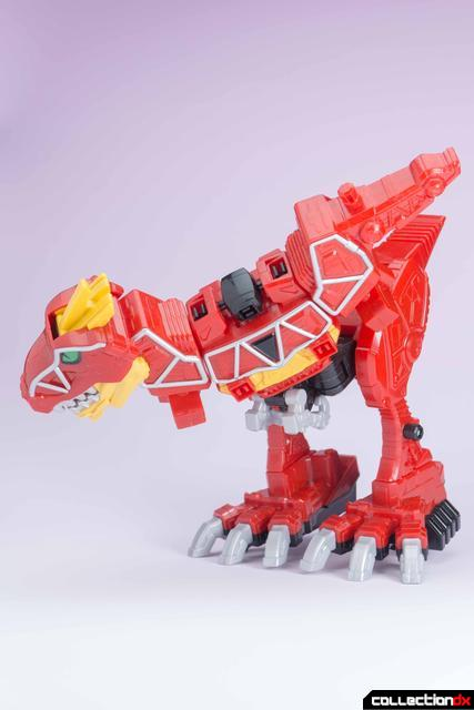 Dino Charge Megazord-18