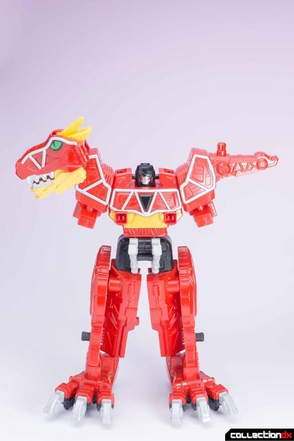 Dino Charge Megazord-19