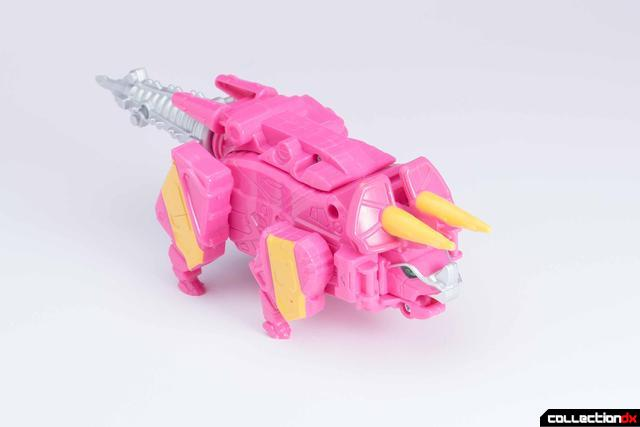 Dino Charge Megazord-20