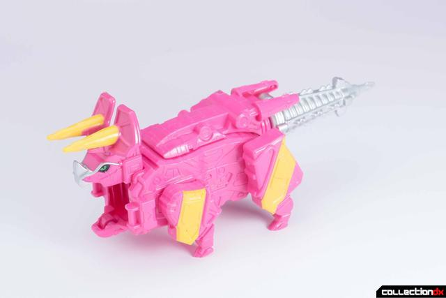 Dino Charge Megazord-21
