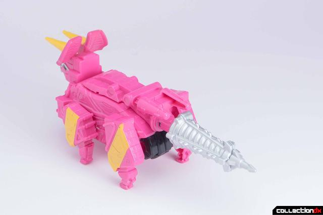 Dino Charge Megazord-24
