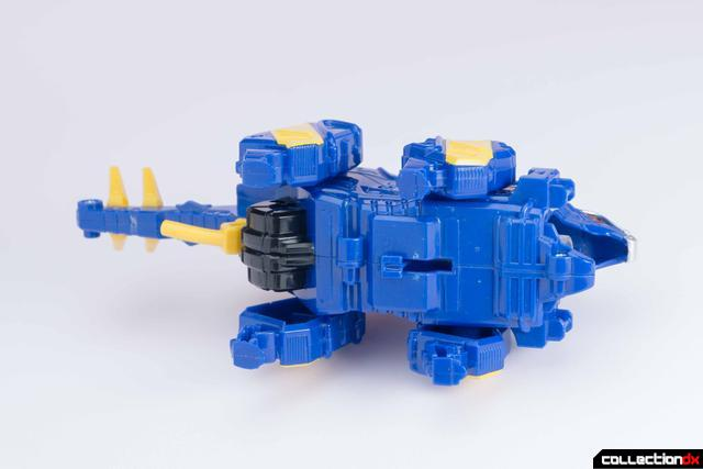 Dino Charge Megazord-31