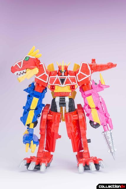 Dino Charge Megazord-33