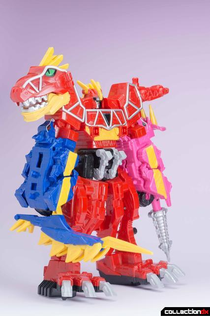 Dino Charge Megazord-34