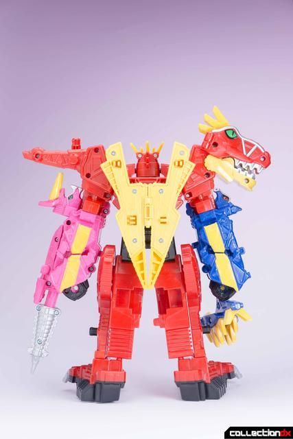 Dino Charge Megazord-36