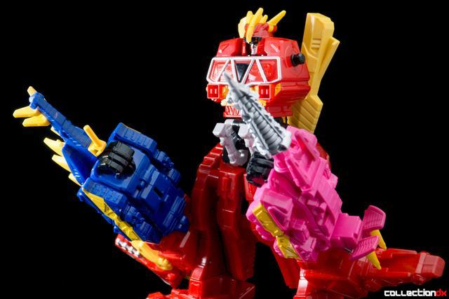 Dino Charge Megazord-40