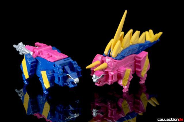 Dino Charge Megazord-49