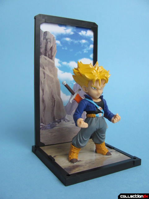 Trunks Stand Side