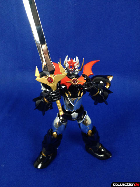 Mazinkaiser big sword_9