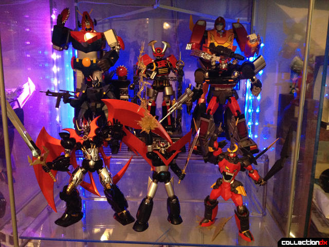 Mazinkaiser final home
