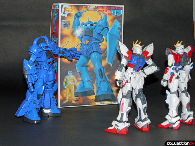 best mecha collection 1