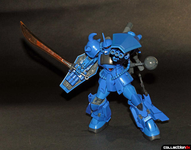 Gouf Fully Armed