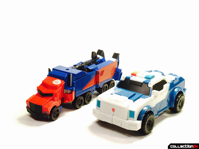 Strongarm vehicle w prime