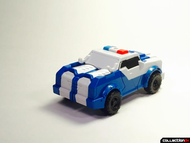 Strongarm vehicleback