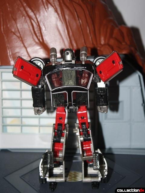MP-18 Streak (Bluestreak)