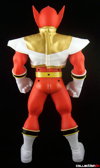 Jumbo Red Legend Power Ranger