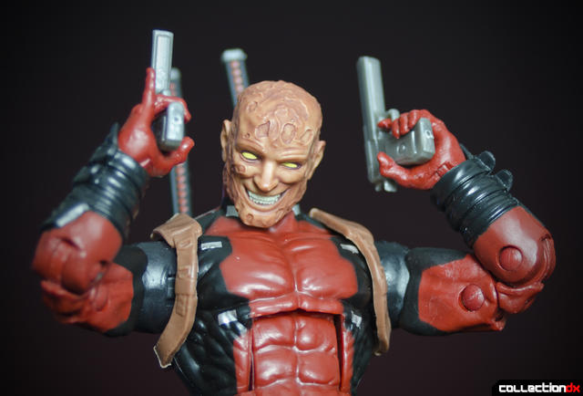 Marvel Legends Deadpool