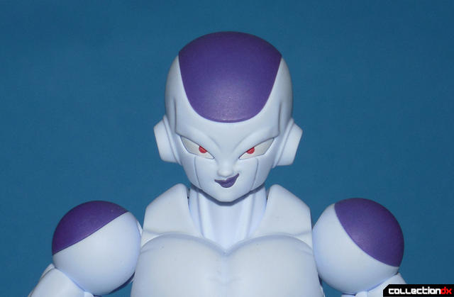 Frieza - face of coy
