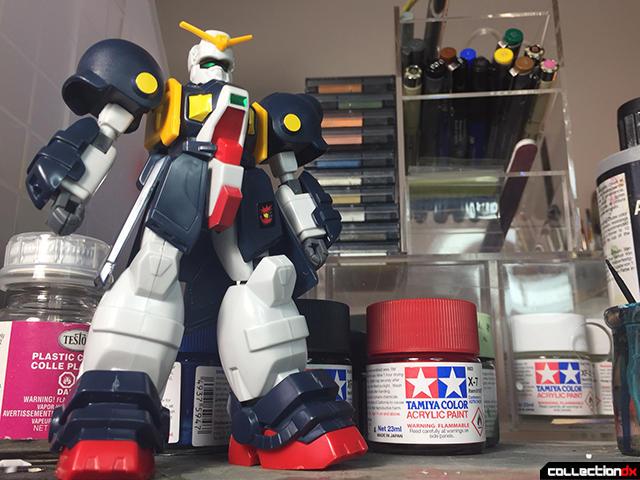 Bolt Gundam Collectiondx