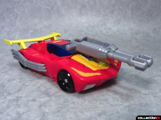 Titans Return Hot Rod 5