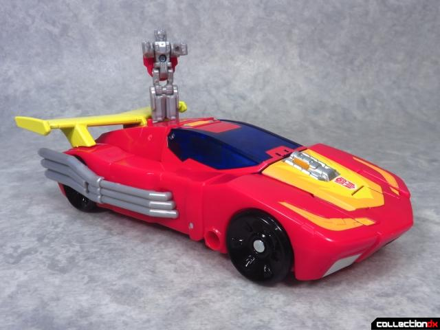 Titans Return Hot Rod 8