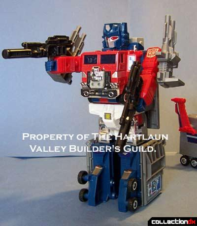 Powermaster Optimus Prime (Reissue)