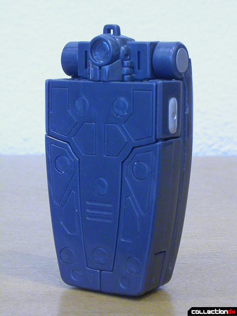 Autobot Speed Dial 800- disguise mode (back)