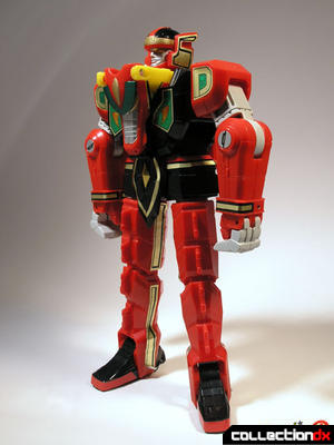 Red Dragon Thunderzord